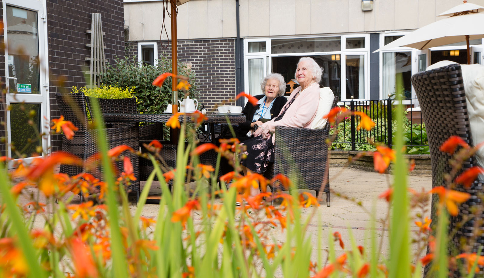 care home harrogate yorkshire