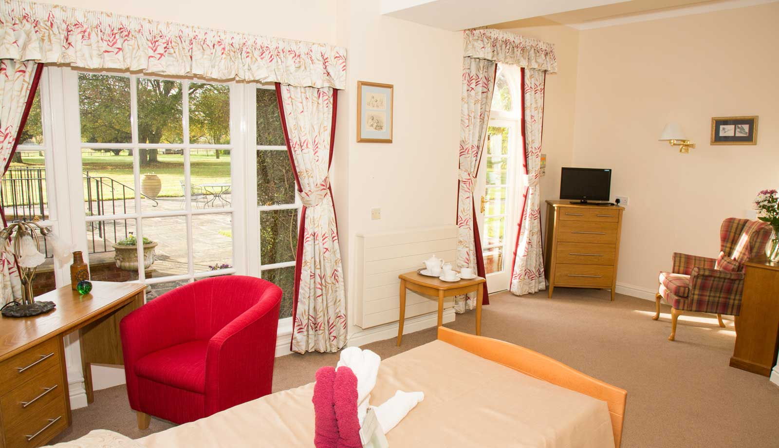 care home wallingford oxfordshire